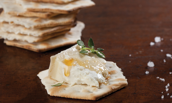 Easy & Impressive Cracker Toppings