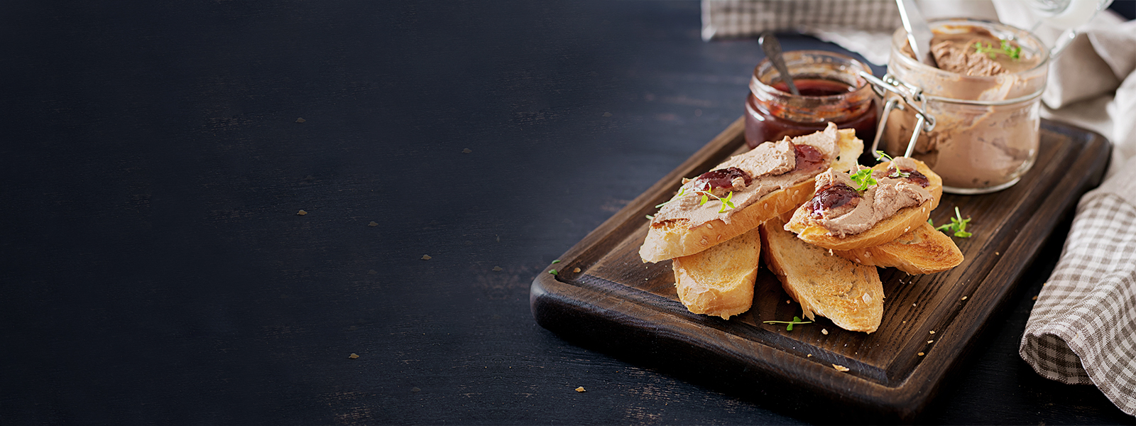 Our Winter Pâté Picks for a Snowy Night In
